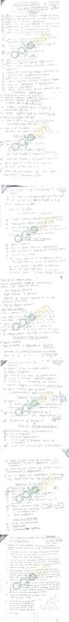 DTU Practical Files - 1 Sem EngineeringDrawing - Important Questions