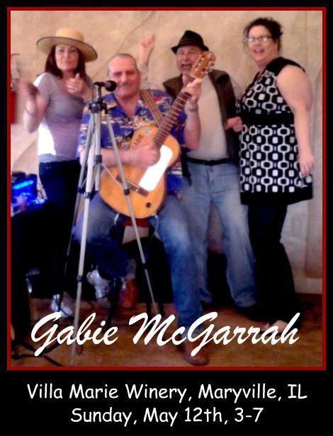 Gabie McGarrah 5-12-13
