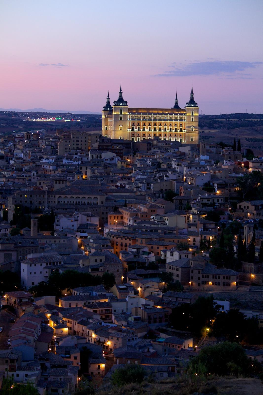 CastileLa Mancha Spain Sunrise Sunset Times