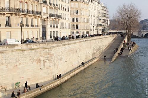 Beautiful Sunday in Paris