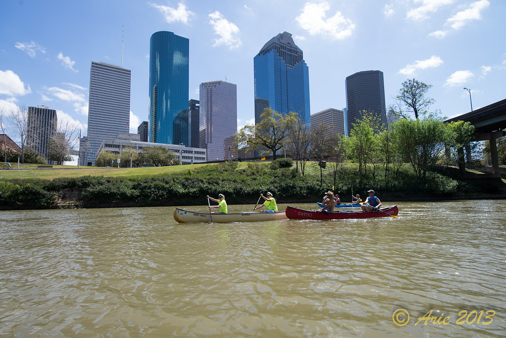 Buffalo Bayou Regatta 2013 (also known as Reeking Regatta)