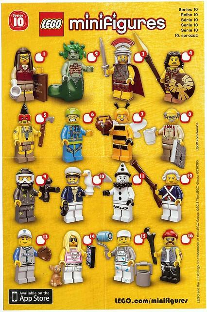 LEGO 71001