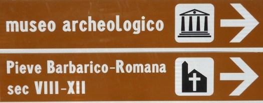 Pieve Barbarico - Romanica - Pieve di San Giorgio di Valpolicella - Sant'Ambrogio VR