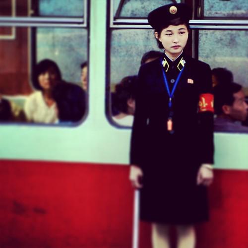 Pyongyang Metro Via Instagram