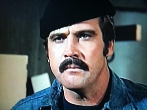 "Steve Austin in ""disguise"""