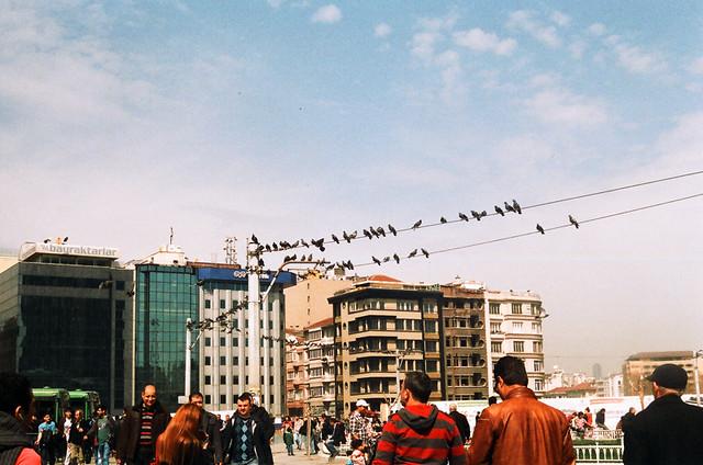 taskim square