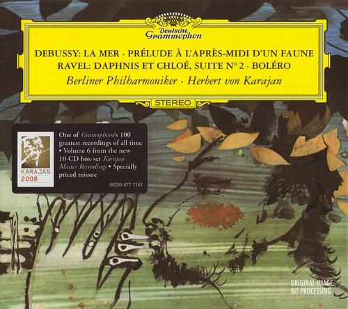 カラヤンのレコード、CDは481枚。高水準の『海』。