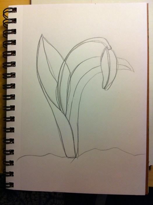 102:365 Spring Lily