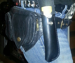 leather epi pen holster