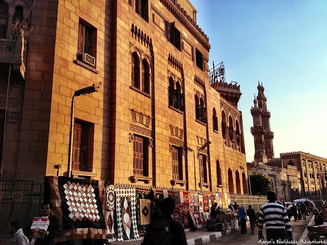 Cairo Street Scene