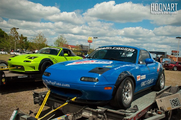 Miata racecars