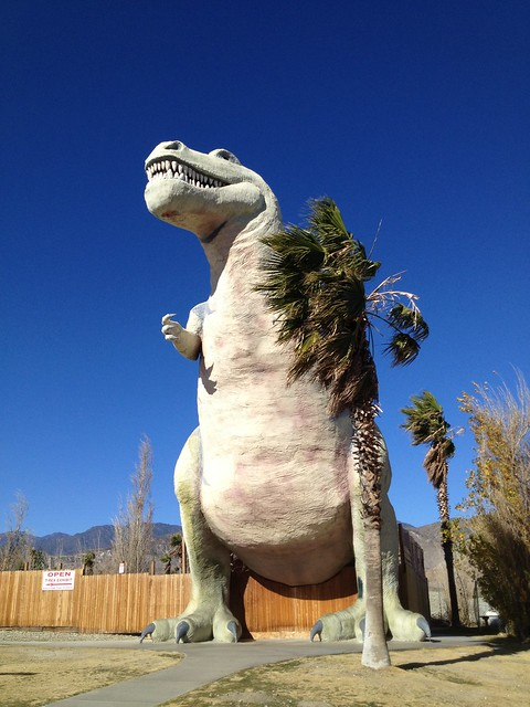 Mr. Rex, Cabazon Dinosaurs