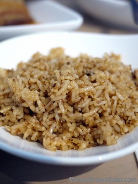 bagoong rice P50