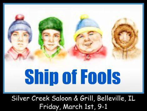 Ship Of Fools 3-1-13