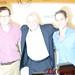 Andrew Kreisberg, Marc Guggenheim, & Greg Berlanti - DSC_0073
