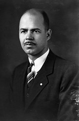 Howard University Professor Doxey Wilkerson: 1940 ca.