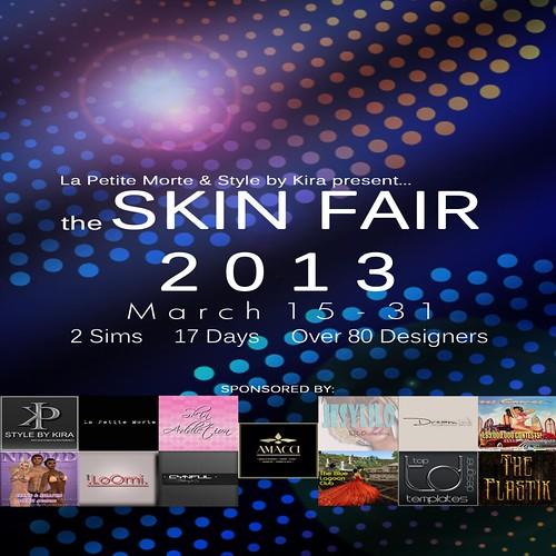 Skin Fair Official Poster 2013 copy