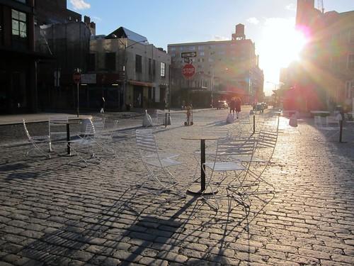 Gansevoort Plaza by Scoboco