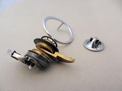 BAW52/16 Steampunk Pin