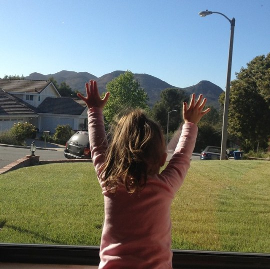 her view of the world