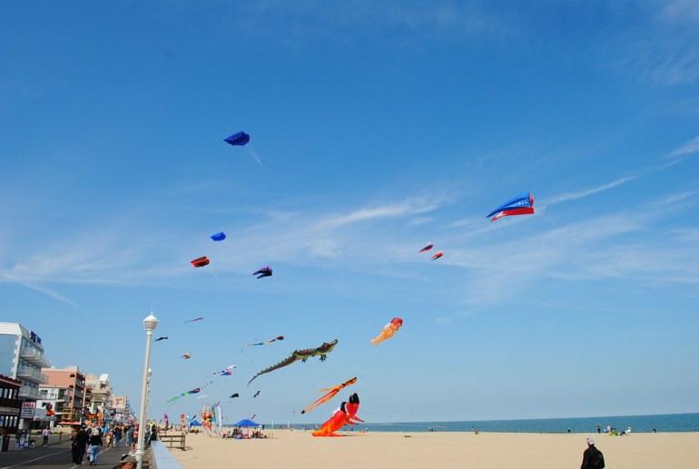 Boardwalk, Ocean City, MD