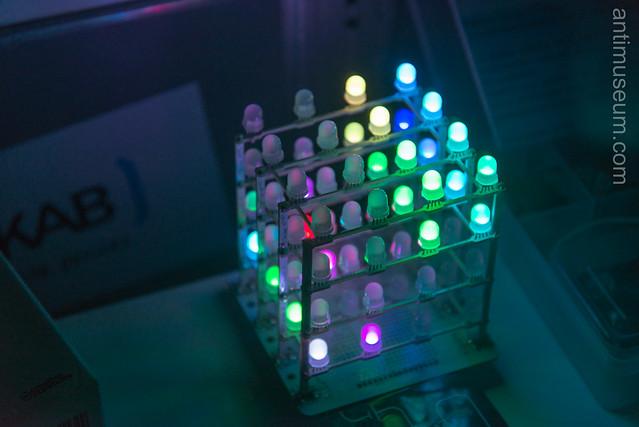 led light show