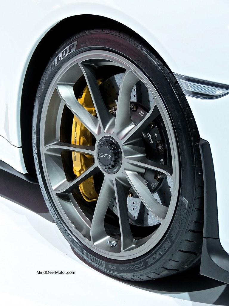 2014 Porsche 991GT3 wheels