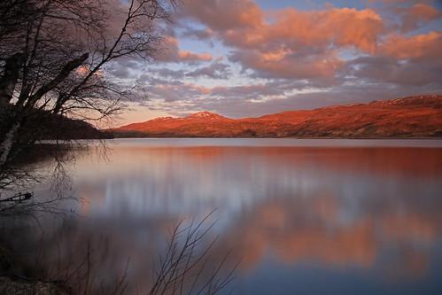 Loch A' Chuillin. by Gordie Broon.