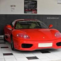Test Driven: Ferrari 360 Modena F1(8/10)