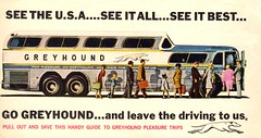 Greyhound Bus Ad
