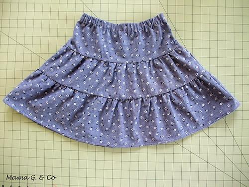Tiered Skirt (1)