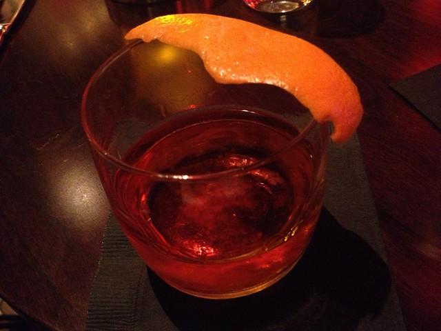 Sazerac cocktail - Comme Ca