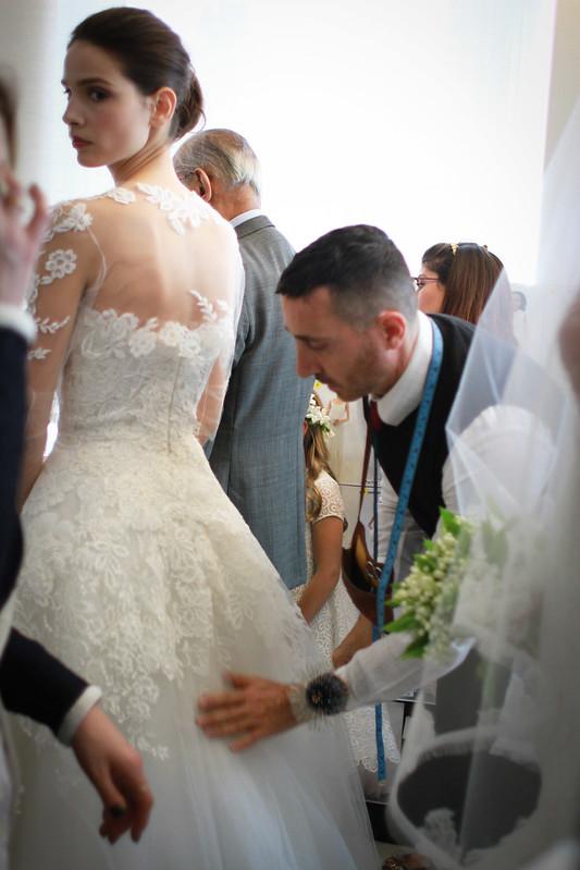 Oscar de la Renta Bridal 2014 - 85