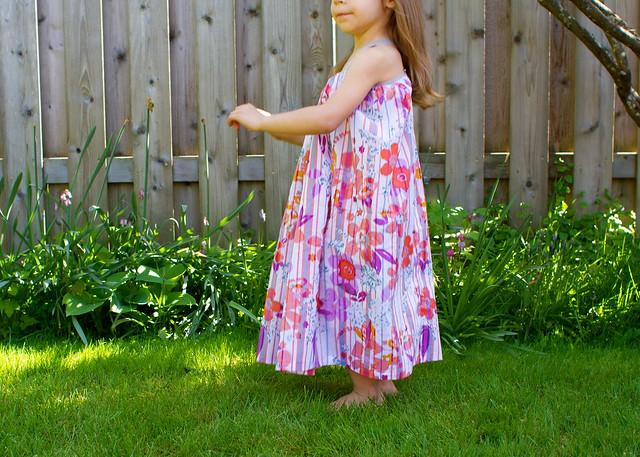 hawaiian girl dress