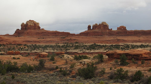 Canyonlands NP - Needles District