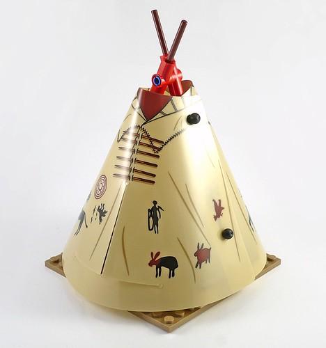The Lone Ranger 79107 Comanche Camp 04