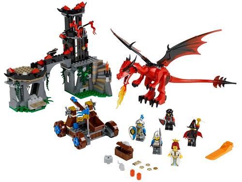 LEGO Castle 2013 70403 Dragon Mountain