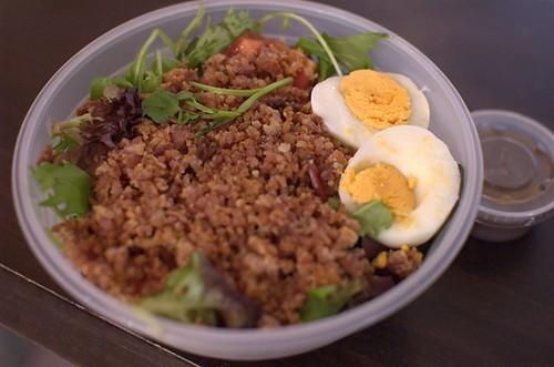 BLT chop chop salad