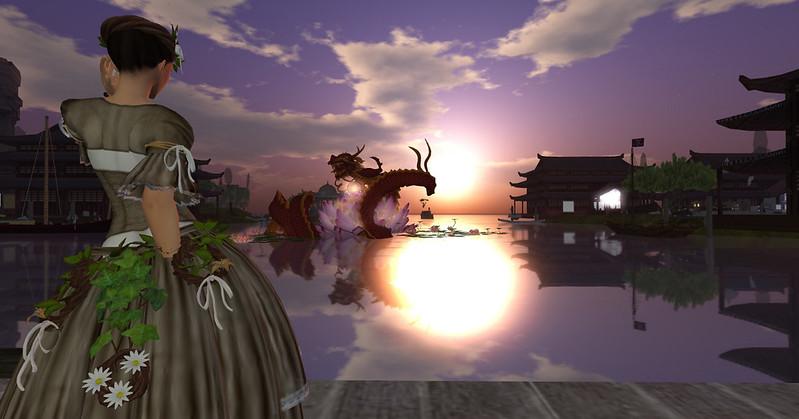 Lotus Valley Dream, harbor