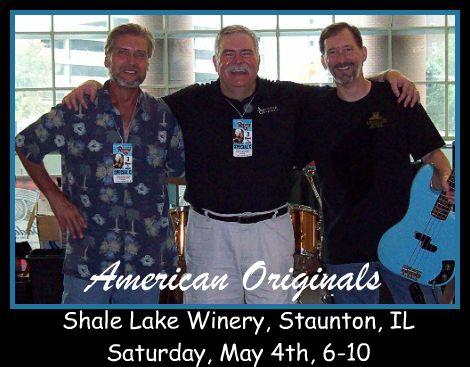 American Originals 5-4-13