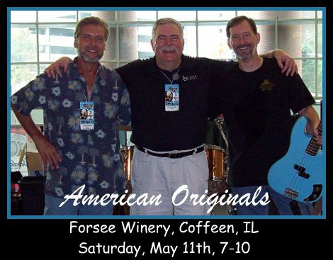 American Originals 5-11-13
