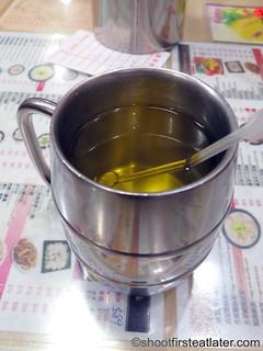 hot chrysanthemum drink HK$18-001