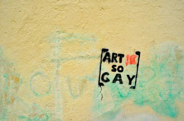 Art is So Gay