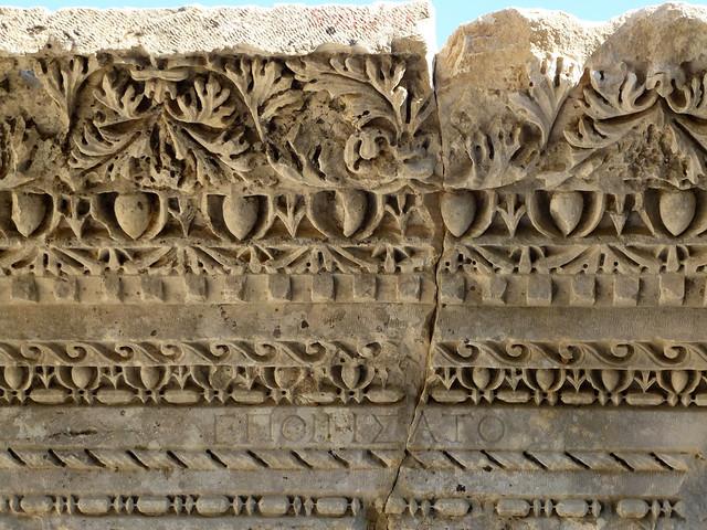 Turquie - jour 10 - Demre (Myra) - 089 - Théâtre de Myra (Örenyeri)
