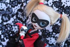Wa-loli Harley Quinn