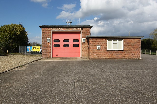 Great Massingham Fire Station, Norfolk