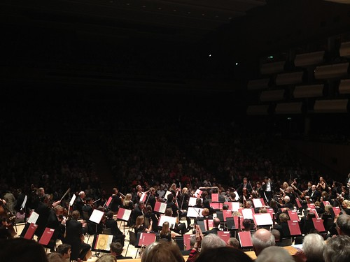 "Following ""Symphonie Fantastique"" Hector Berlioz, Royal Philharmonic Orchestra, Southbank Centre, London"