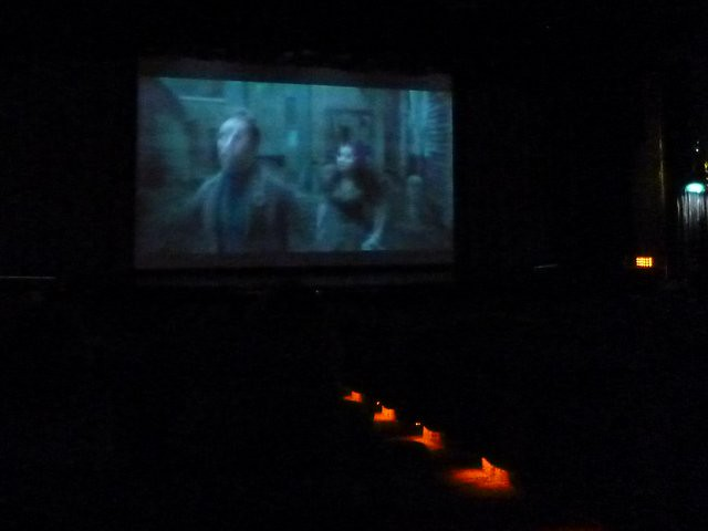 Les Mis blurred looks very much like a zombie flick.