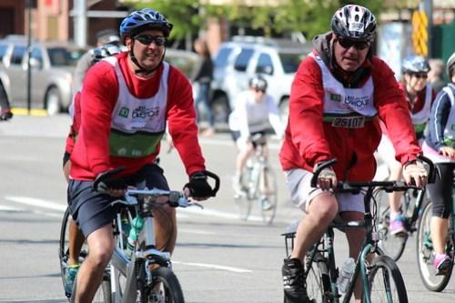 Five Boro Bike Tour 2013