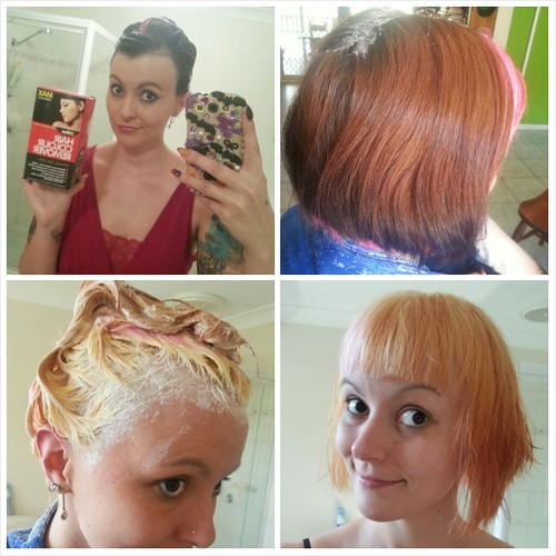 How To Strip A Hair Color
